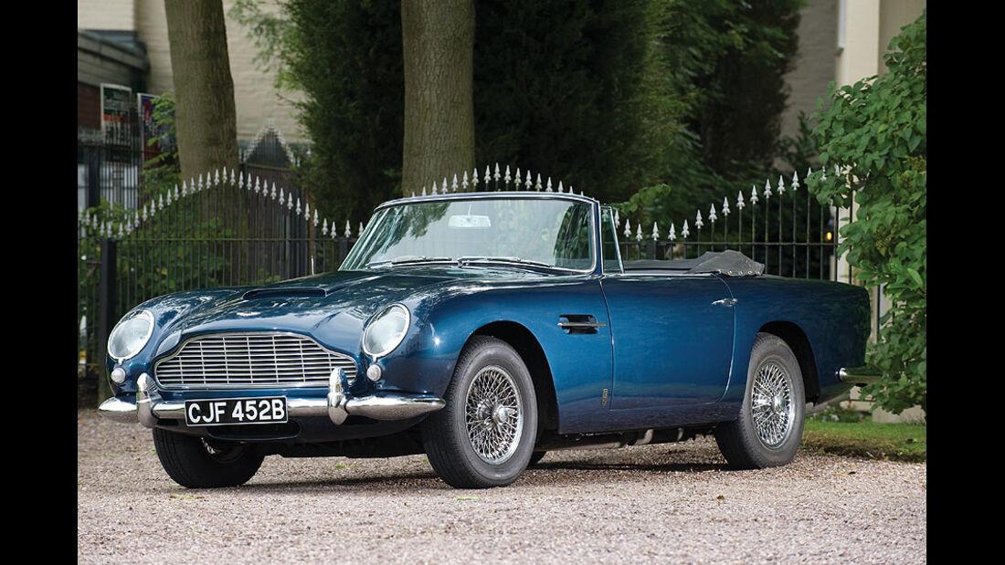 1964er Aston Martin DB5 Convertible