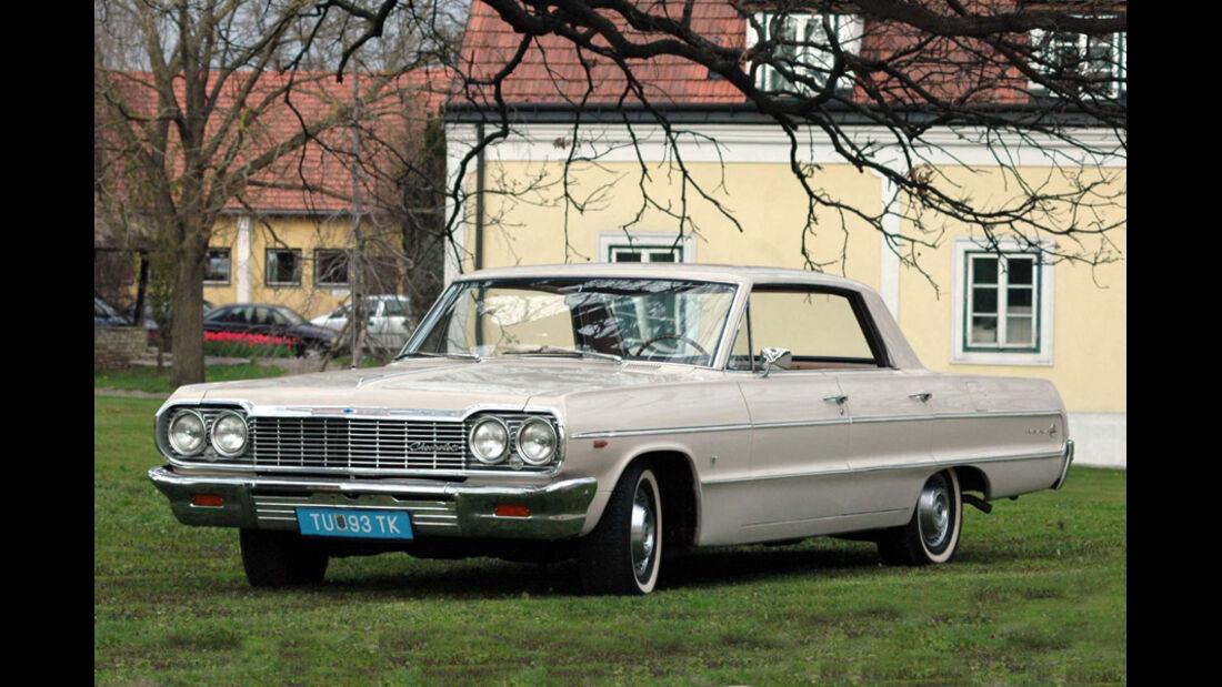1964er Chevrolet Impala Sport Sedan