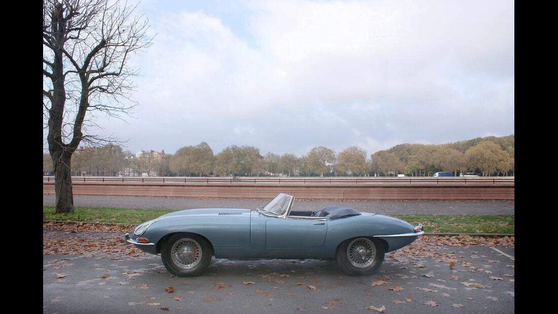1964er Jaguar E-Type Series 1 3.8 Roadster