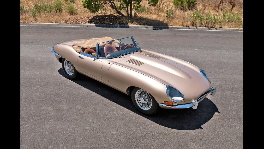 1964er Jaguar E-Type Series I 3.8-Liter Roadster