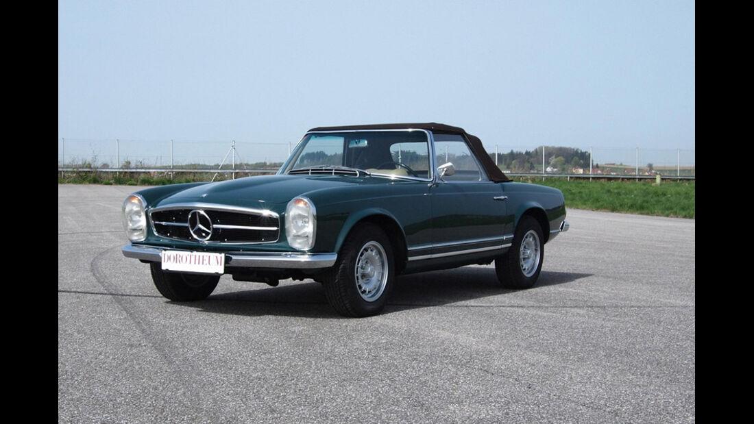 1964er Mercedes-Benz 230