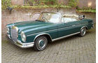 1964er Mercedes-Benz 300SE Convertible