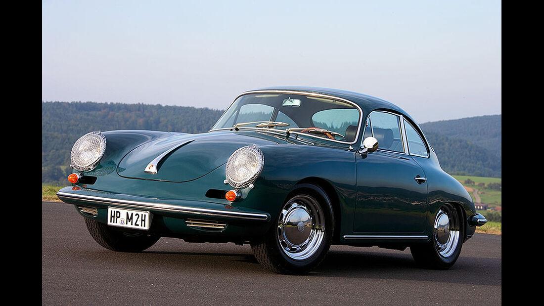 1964er Porsche 356 B 2000 Carrera 2 GS