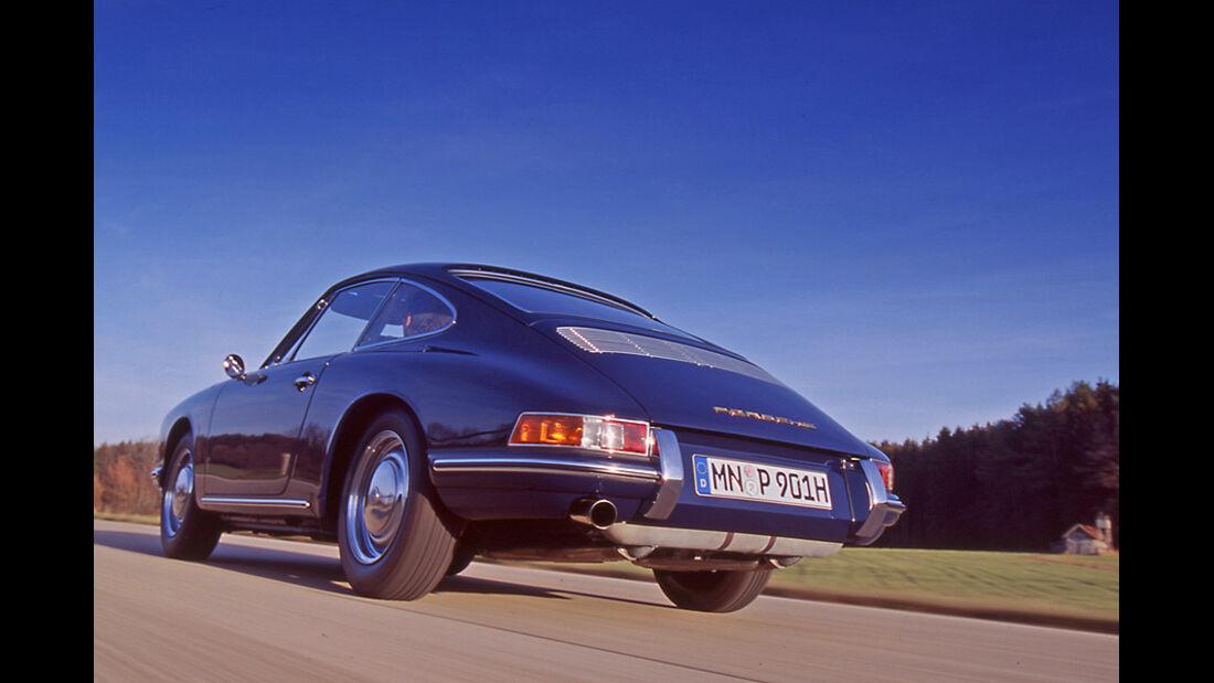 1964er Porsche 901