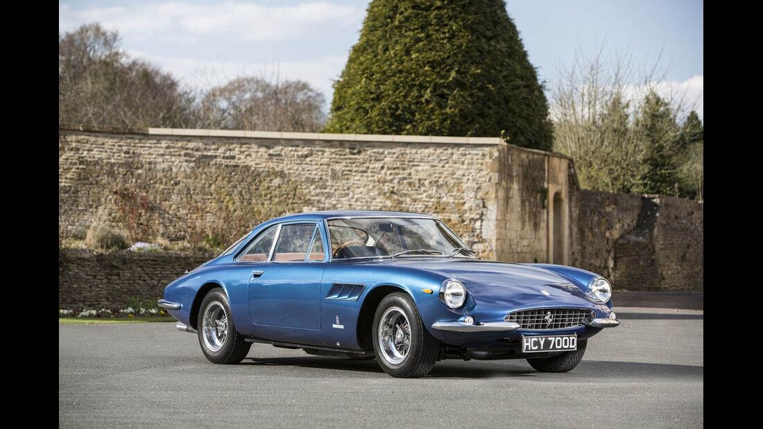 1965 Ferrari 500 Superfast Coupé