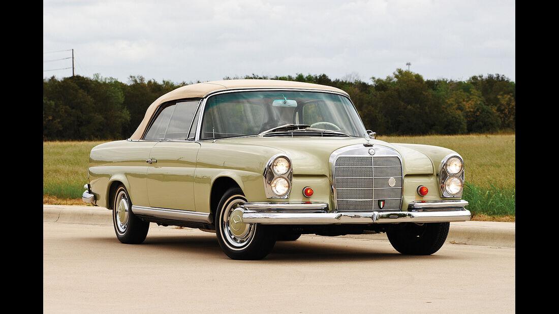 1965 Mercedes-Benz 220SE Cabriolet