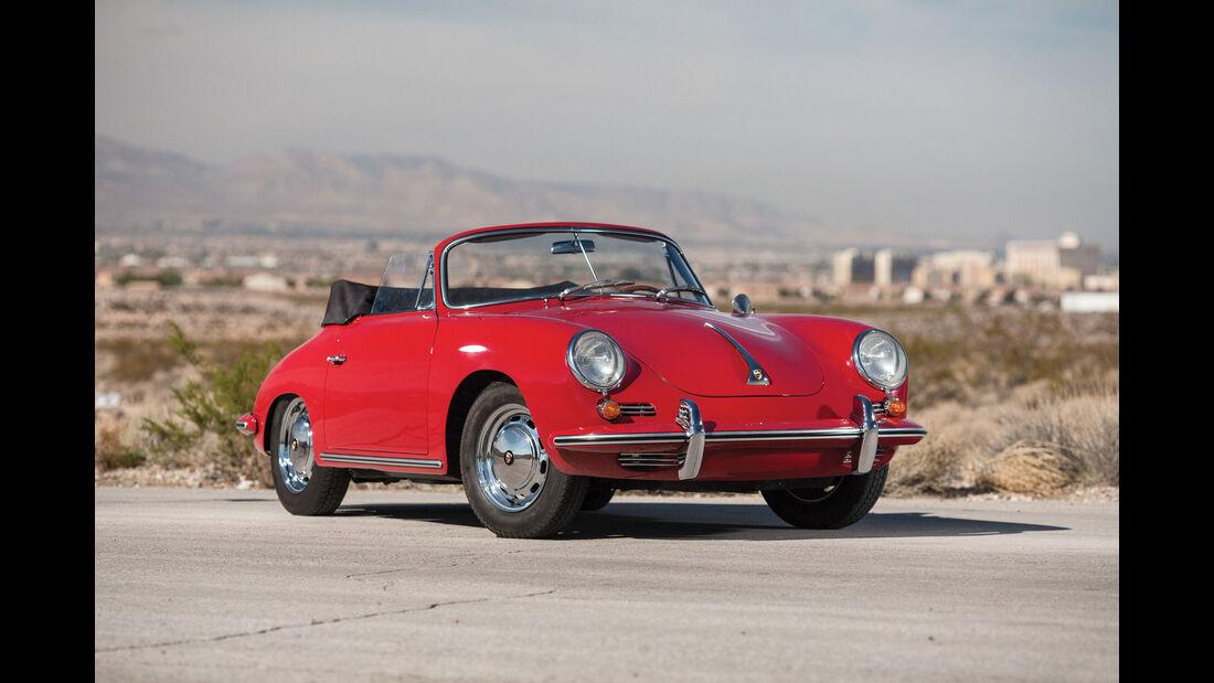 1965 Porsche 356 C 1600 C Cabriolet - RM Sotheby's Arizona 2017 - Auktion