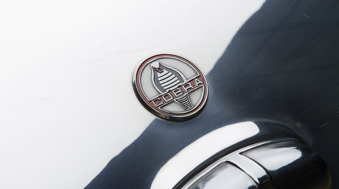 1965 Shelby 289 Cobra Alloy Continuation