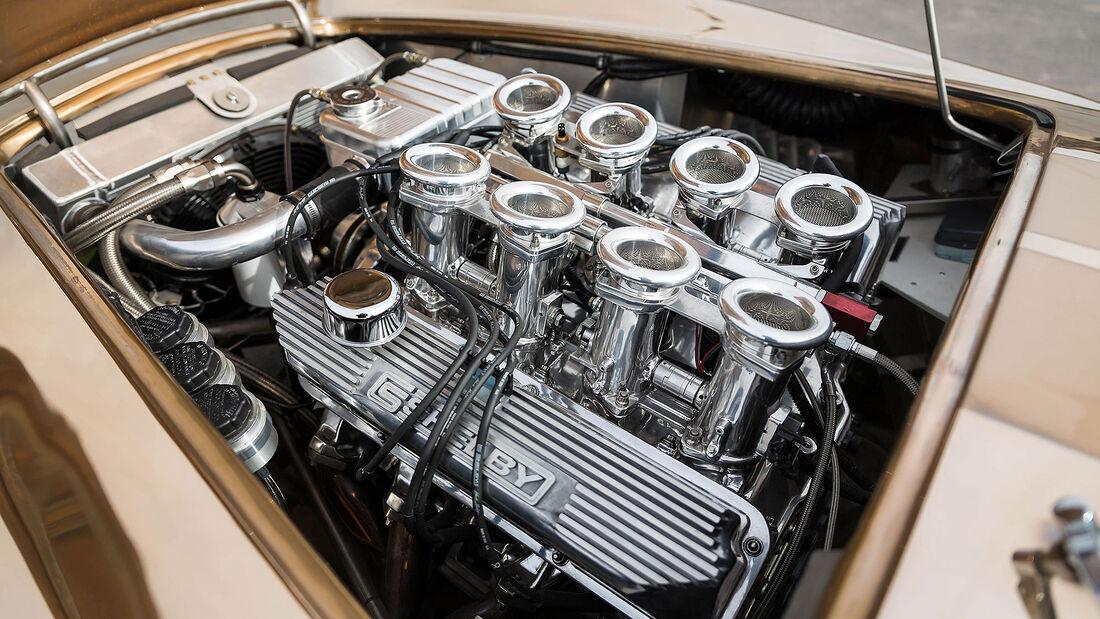 1965 Shelby 427 S/C Cobra CSX 4600 Bronze