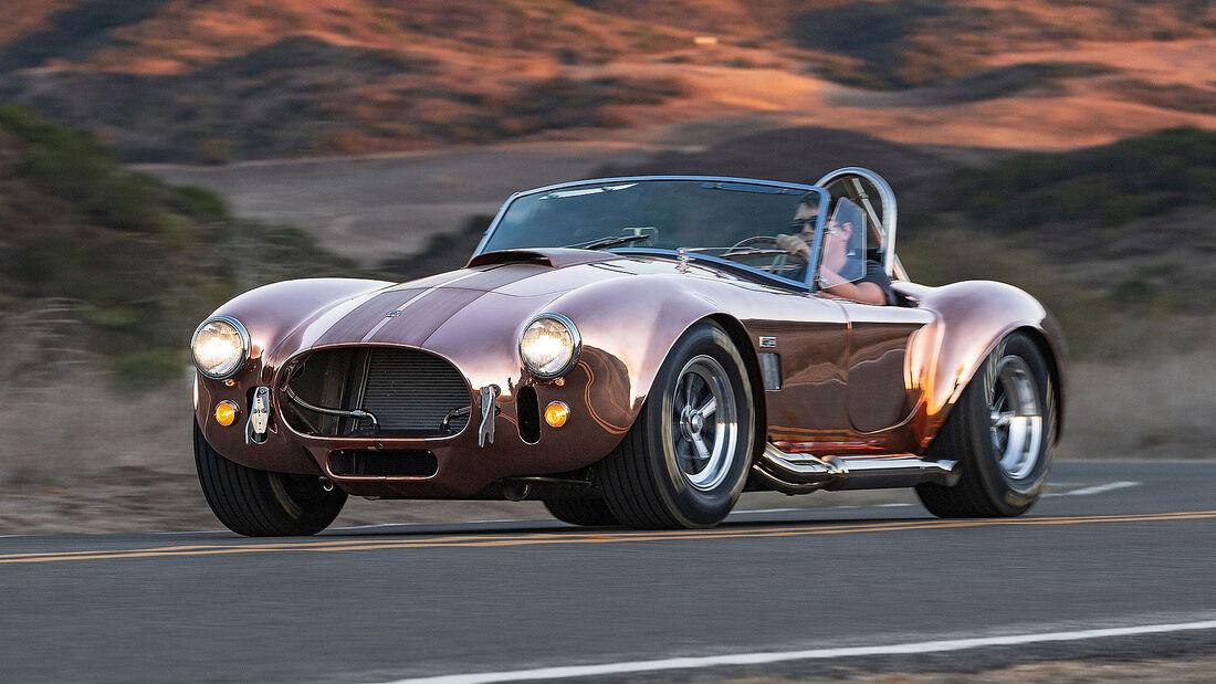 1965 Shelby 427 S/C Cobra CSX 4602 Copper
