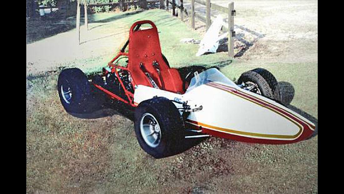 1965 Tecno Formula 4 Monoposto
