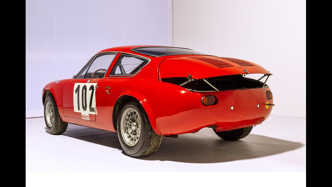 1965er Abarth Simca 1300 GT Corsa