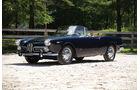 1965er Alfa Romeo 2600 Spider mit Karosserie von Touring.