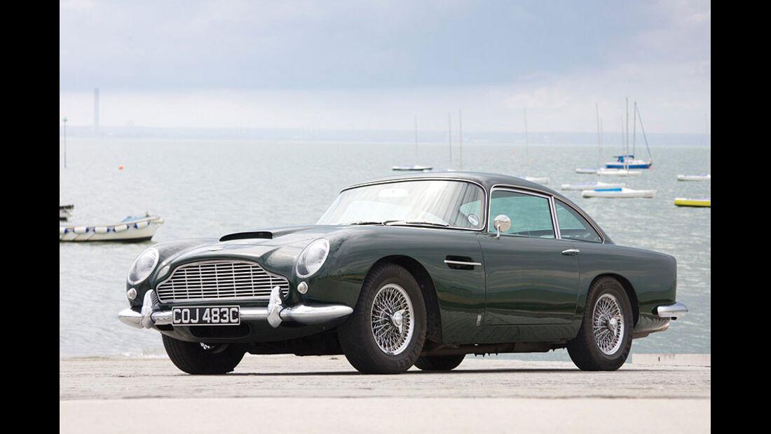 1965er Aston Martin DB5