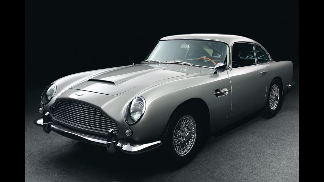 1965er Aston Martin DB5 Coupé