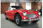 1965er Austin-Healey 3000 Mk III BJ8 Sports Convertible