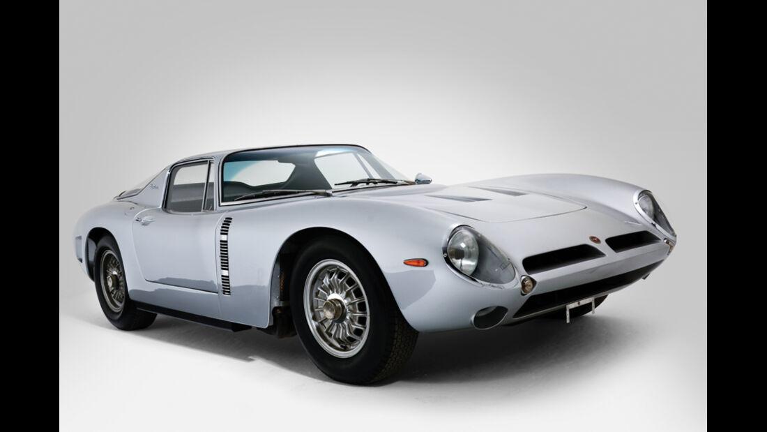 1965er Bizzarrini 5300 GT Strada