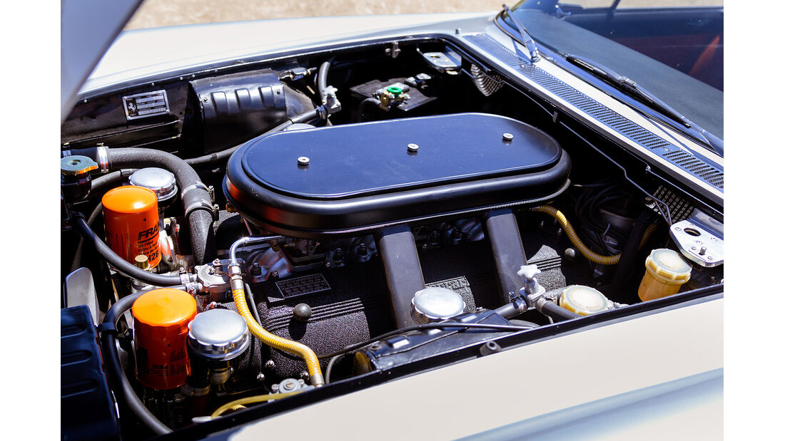 1965er Ferrari 500 Superfast