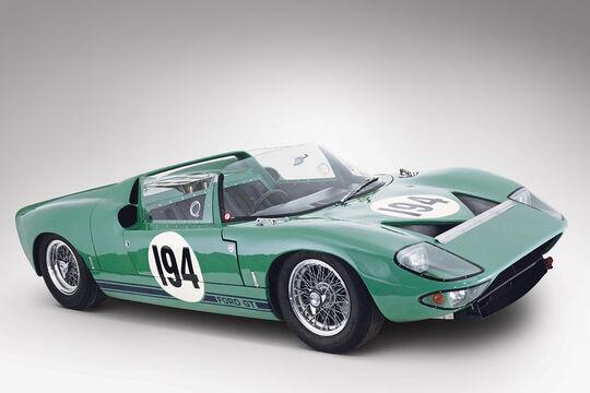 1965er Ford GT40 Works Prototype Roadster