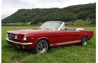 1965er Ford Mustang 289 GT Cabriolet