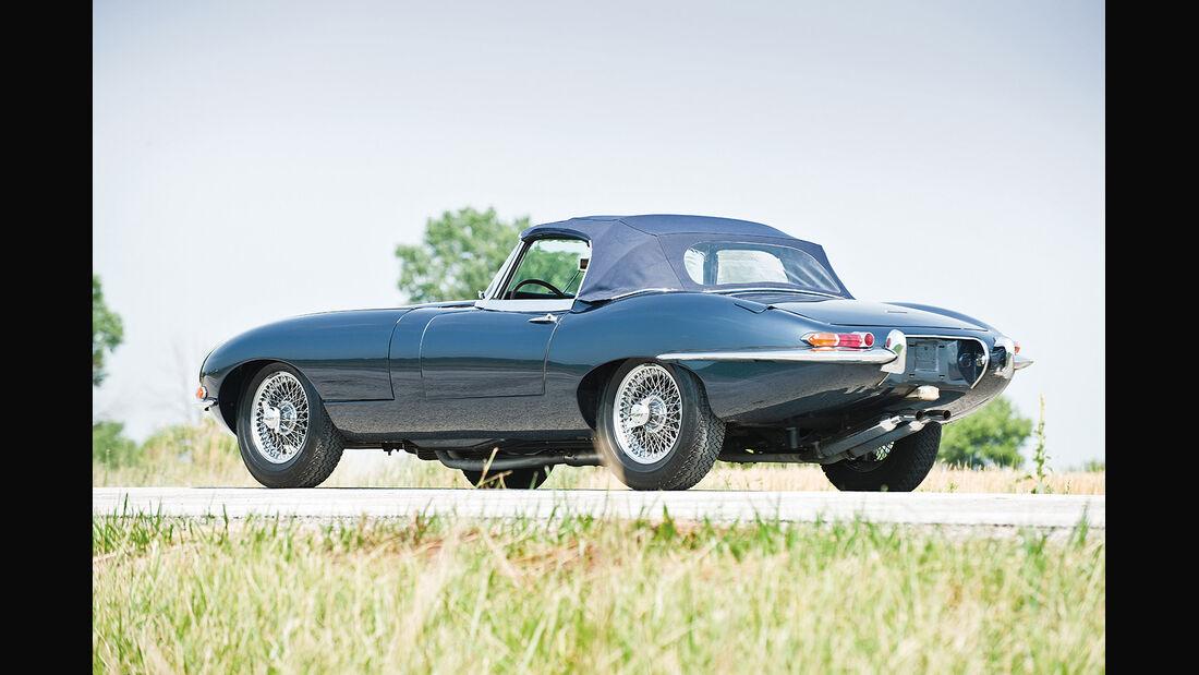 1965er Jaguar E-Type Series I 3.8-Liter Roadster