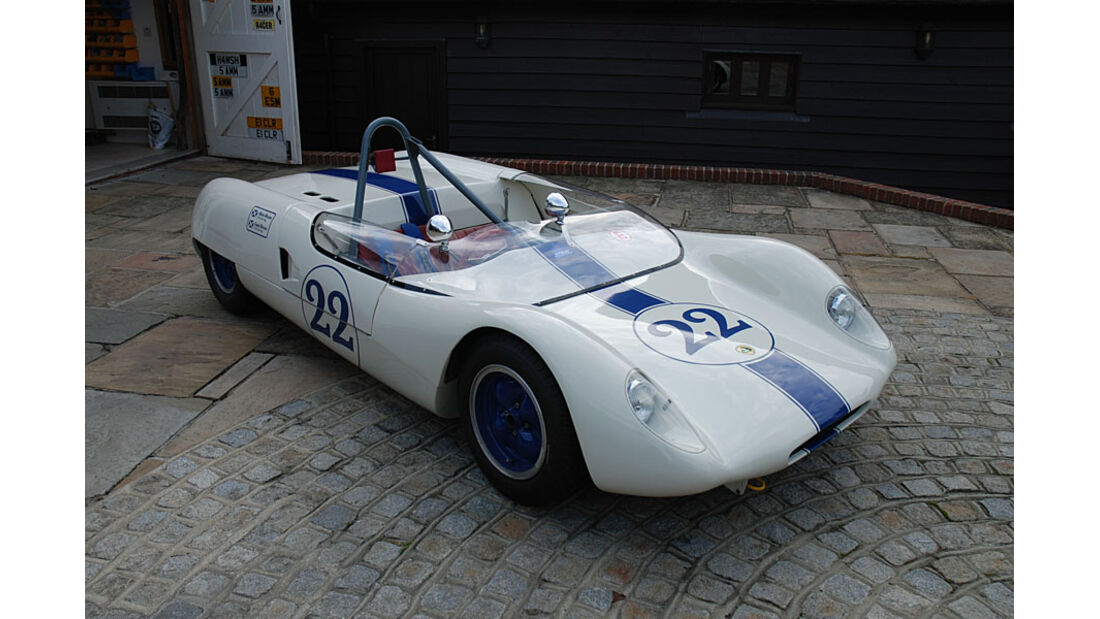 1965er Lotus-Ford Type 23B Sports-Racing Two-Seater