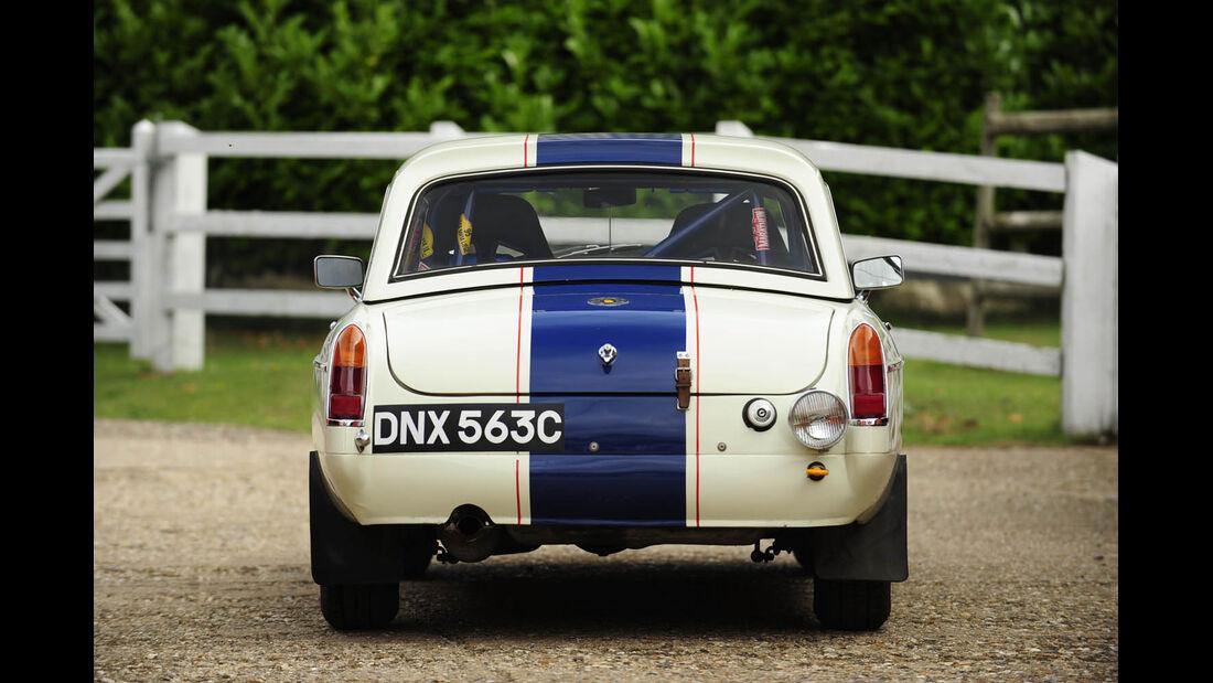1965er MGB Competition Roadster
