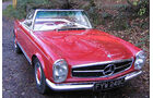 1965er  Mercedes-Benz 230SL Convertible