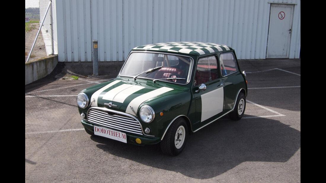 1965er Morris Mini Cooper 1000 Mk