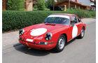 1965er Porsche 911 Rallye + Racing