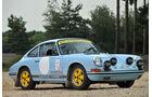 1965er Porsche 911 SWB FIA Rally Car