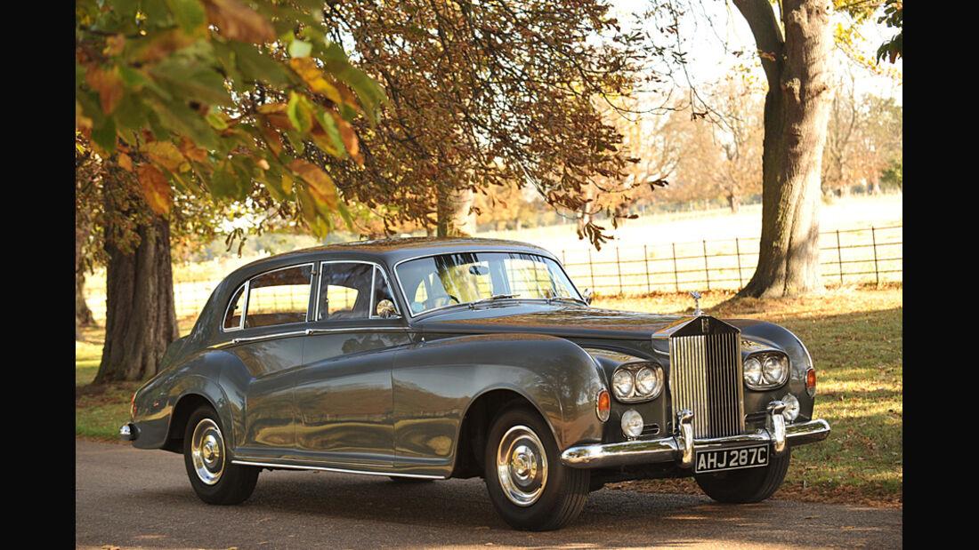 1965er Rolls-Royce Silver Cloud III Long-wheelbase Saloon