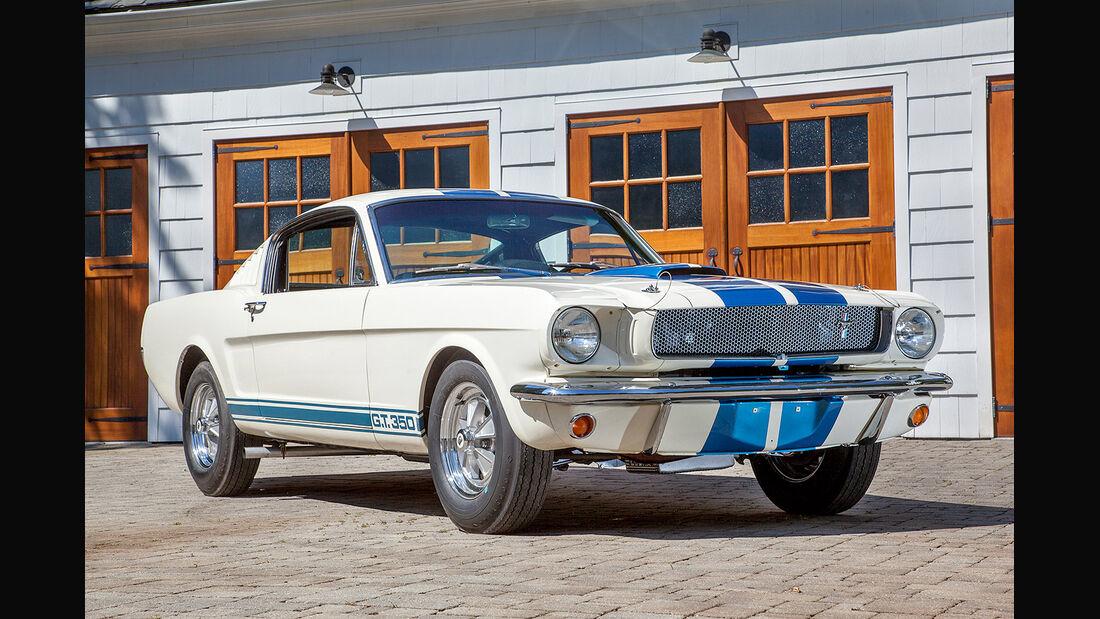 1965er Shelby Mustang GT350