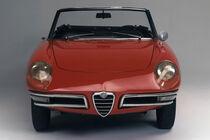 1966-1968 Alfa Romeo Spider Duetto