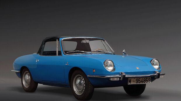 1966-1974 Seat 850 Sport Spider