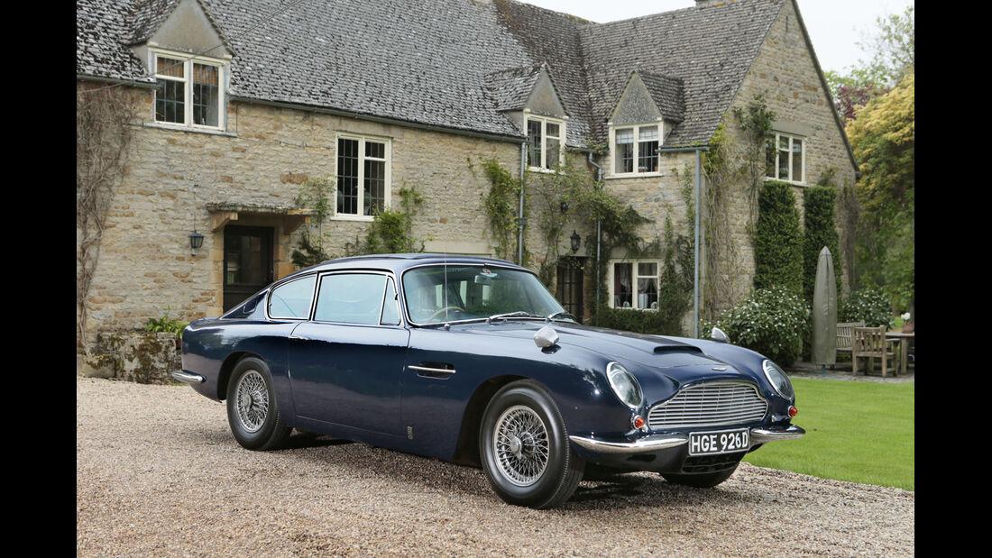 1966 Aston Martin DB6 Sports