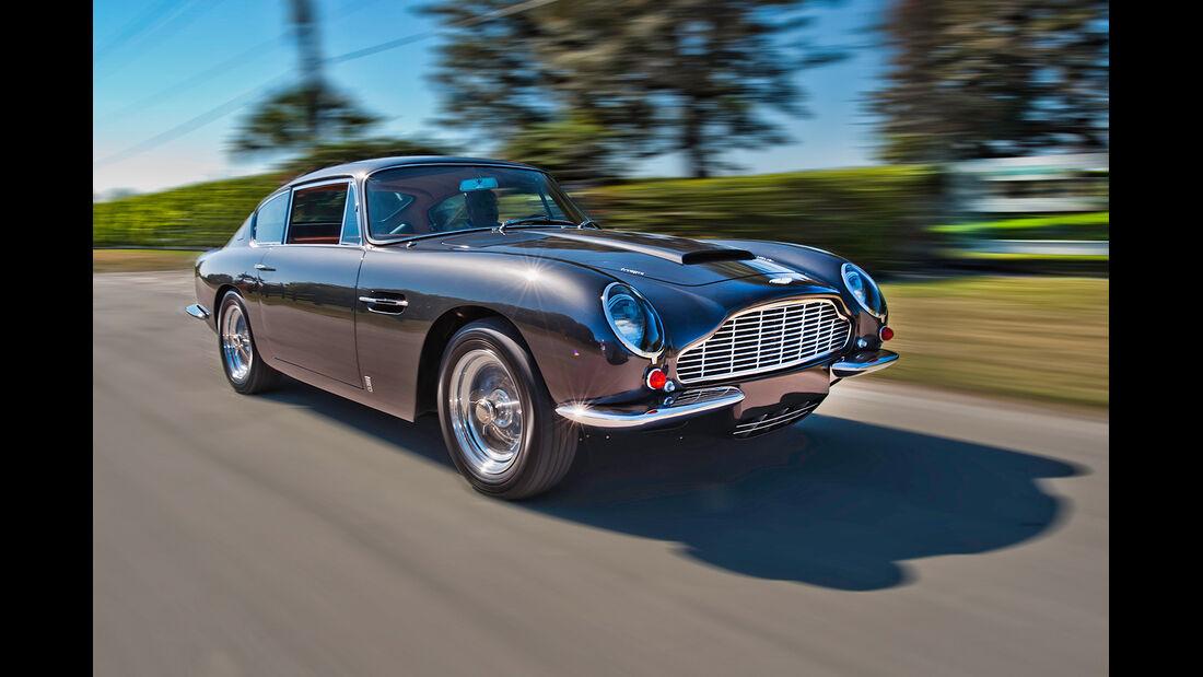 1966 Aston Martin DB6 Vantage