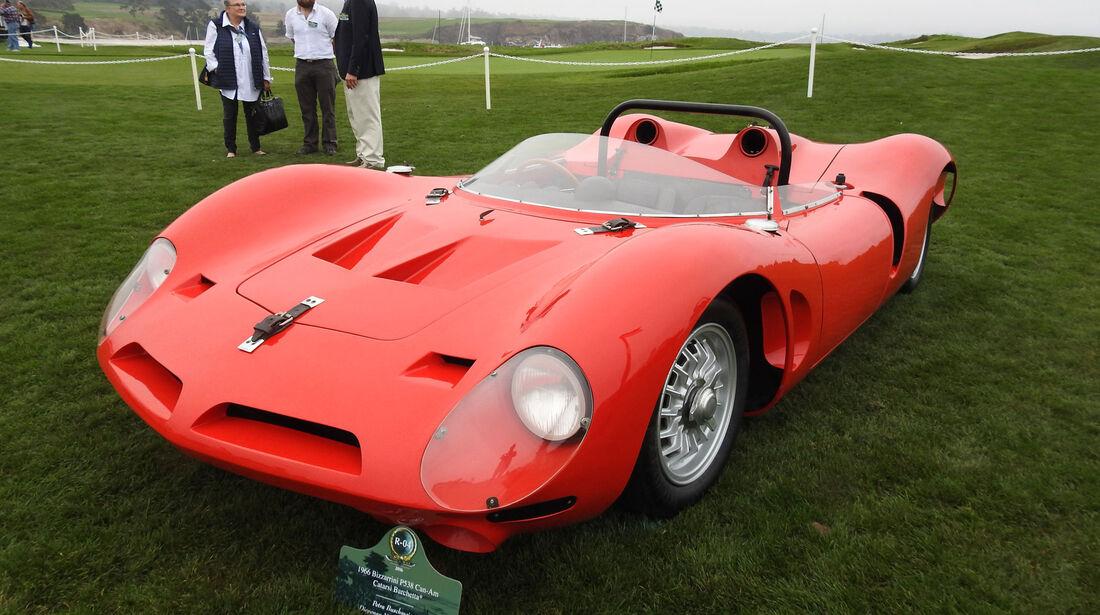 1966 Bizzarrini P538 Can-Am Catarsi Barchetta - Pebble Beach Concours d'Elegance 2016