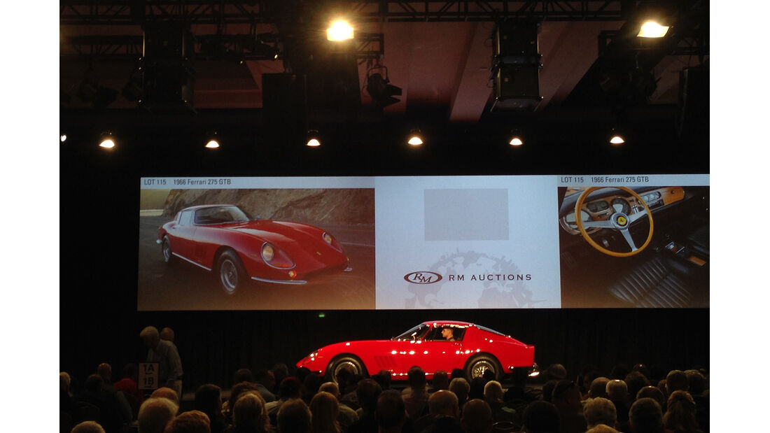 1966 Ferrari 275 GTB/2 Longnose Coupe