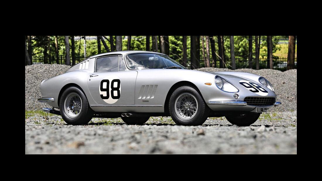 1966 Ferrari 275 GTB/C Coupé - Pebble Beach 2017 - Auktion - Gooding & Company