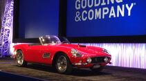1966 Ferrari 275 GTB Competizione Coupe