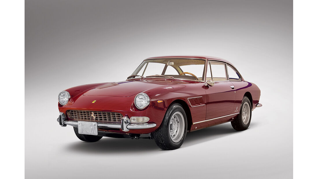 1966 Ferrari 330 GT 2+2 Series II Berlinetta by Pininfarina
