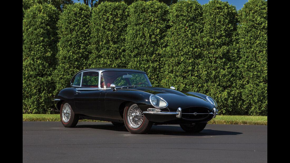 1966 Jaguar E-Type Serie I 4.2-Litre 2+2 - Monterey - Auktion - August 2017