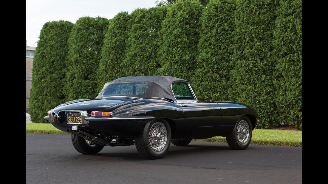 1966 Jaguar E-Type Serie I 4.2-Litre Roadster - Monterey - Auktion - August 2017