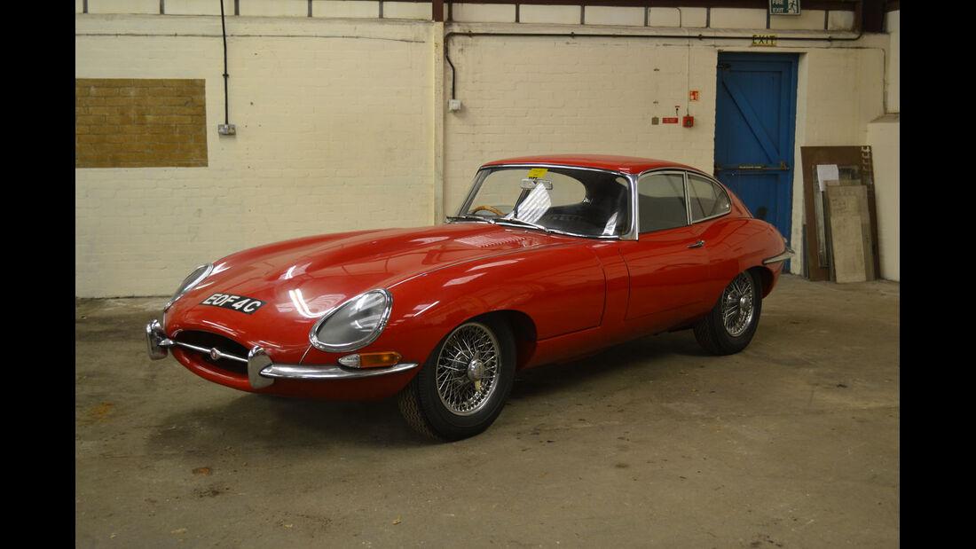 1966 Jaguar E-Type 'Series 1' 4.2-Litre Coupé