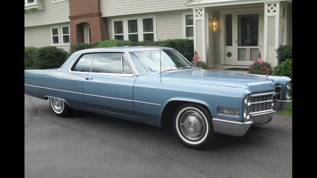 1966er Cadillac Coupe deVille