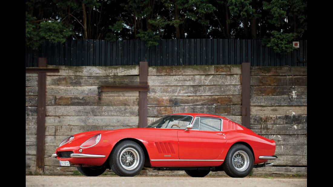 1966er Ferrari 275 GTB Alloy Berlinetta