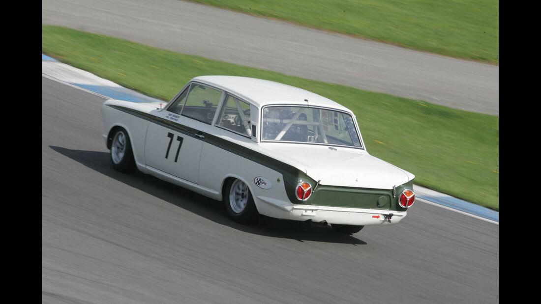 1966er Ford Lotus Cortina Mk1