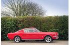1966er Ford Mustang Fastback