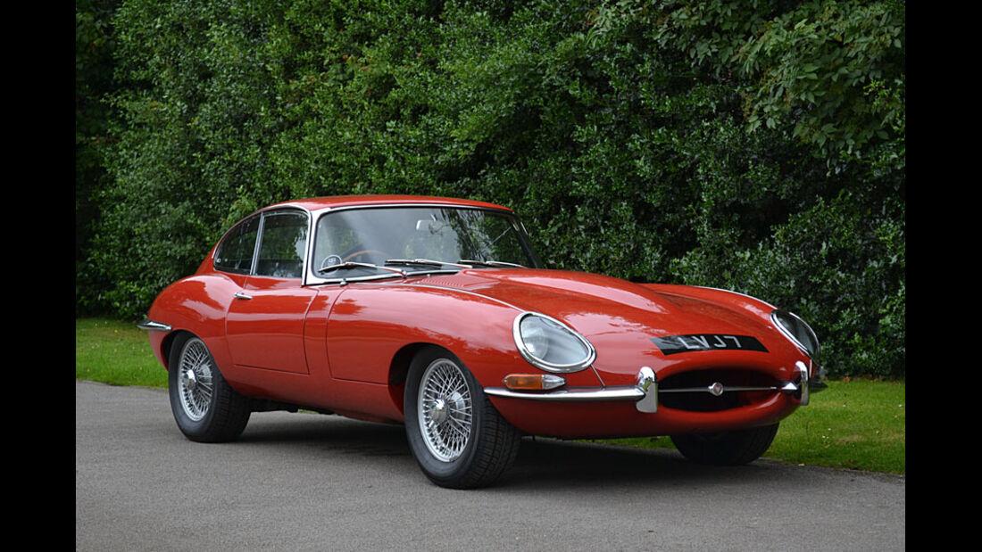 1966er Jaguar E-Type Series 1 4.2-Litre Coupé